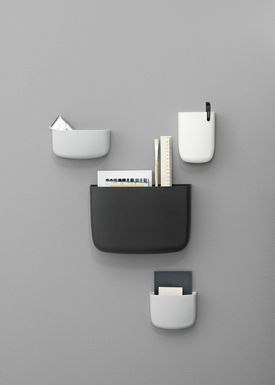 Normann Copenhagen - Hylde - Pocket Organizer - No. 1 - Sort