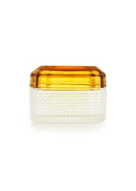 Normann Copenhagen - Boxes - Brilliant Box Small - Amber