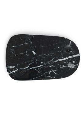 Normann Copenhagen - Platte - Peppel Board - Black - Large