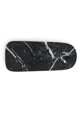 Normann Copenhagen - Platte - Peppel Board - Black - Small