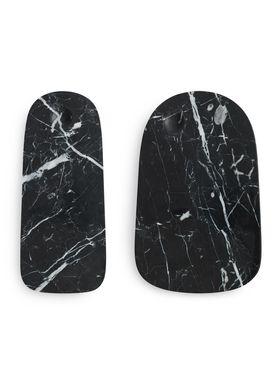 Normann Copenhagen - Platte - Peppel Board - Black - Small