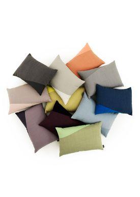 Normann Copenhagen - Pude - Edge Cushion - Lavendel