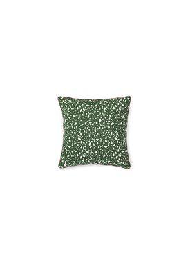 Normann Copenhagen - Pude - Posh Pude - Serious Structure Dark Green