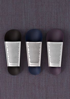 Normann Copenhagen - Rivejern - Pinch Cheese Grater - Sort