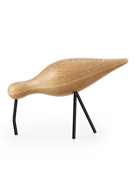 Normann Copenhagen -  - Shorebird - Large - Sort