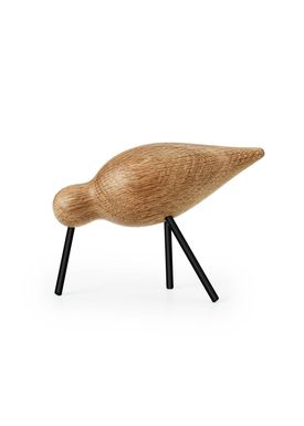 Normann Copenhagen -  - Shorebird - Medium - Sort