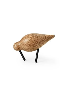 Normann Copenhagen -  - Shorebird - Small - Sort