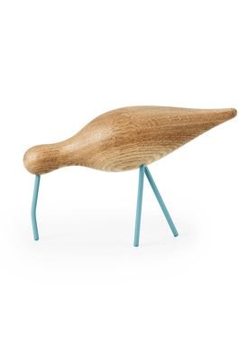 Normann Copenhagen -  - Shorebird - Large - Sea Blue