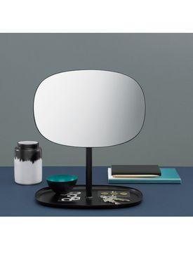 Normann Copenhagen - Mirror - Flip Mirror - Black