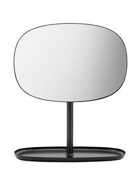 Normann Copenhagen - Spejl - Flip Mirror - Sort