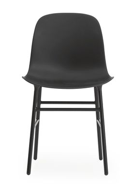 Normann Copenhagen - Stol - Form Chair - Sort/Sort