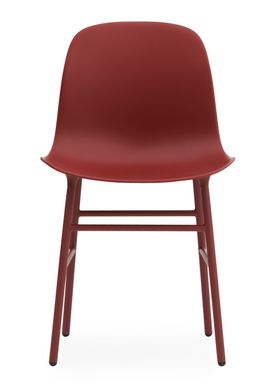 Normann Copenhagen - Chair - Form Chair - Red/Red