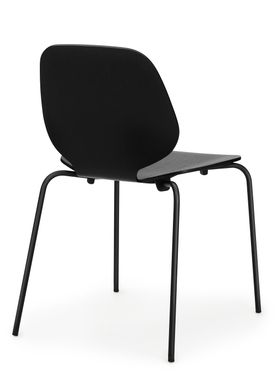 Normann Copenhagen - Stol - My Chair - Sort / Sorte ben