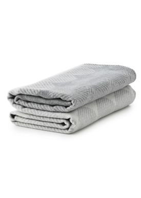 Normann Copenhagen - Tæppe - Ekko Throw Blanket - Røg/ Grå