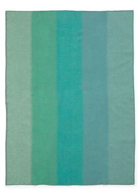 Normann Copenhagen - Carpet - Tint Throw Blanket - Mint