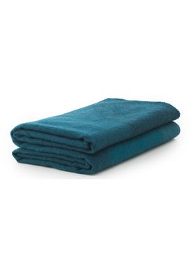 Normann Copenhagen - Carpet - Tint Throw Blanket - Blue
