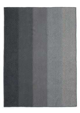 Normann Copenhagen - Carpet - Tint Throw Blanket - Grey