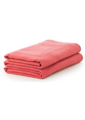 Normann Copenhagen - Carpet - Tint Throw Blanket - Pink