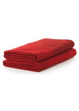 Normann Copenhagen - Tæppe - Tint Throw Blanket - Rød