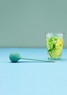 Normann Copenhagen - Teæg - Tea Egg - Mint