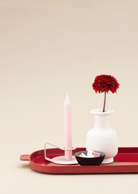 Normann Copenhagen - Vase - Nyhavn - White - Small