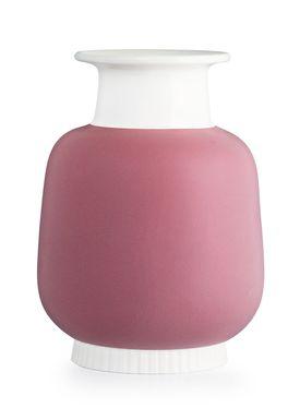 Normann Copenhagen - Vase - Nyhavn - Plum - X-Large