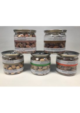 Nuts 'n More - Nuts - Almonds - Smoke Flavor & Salted