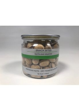 Nuts 'n More - Nuts - Pistachio Nuts - dry Roasted & Salted