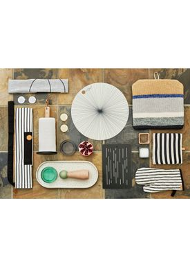 OYOY - Dækkeserviet - Placemats - Offwhite