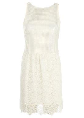 Patrizia Pepe - Dress - 2A1346/A1LE-W134 - Offwhite