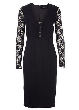 Patrizia Pepe - Dress - 2A1420 A1SM - Black