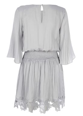 Patrizia Pepe - Dress - 2A1480 A513 - Light Grey