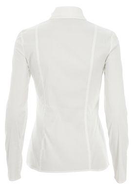 Patrizia Pepe - Skjorte - 2C0864 A01 - Hvid