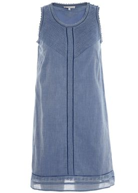 Paul & Joe Sister - Dress - Romysh - Light Blue Denim