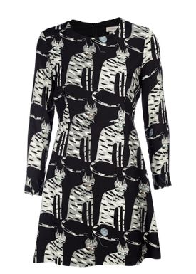 Paul & Joe Sister - Dress - Sokitty - Black w. Print
