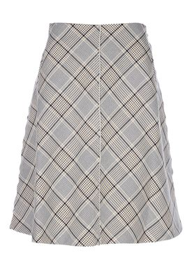 Paul & Joe Sister - Nederdel - Basilique - Beige Check