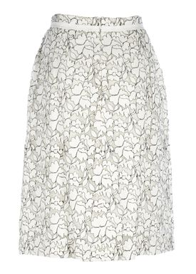 Paul & Joe Sister - Skirt - Mafalda - White/Offwhite