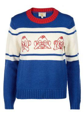 Paul & Joe Sister - Knit - Ouistiti - Multi Colour
