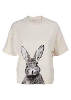 Paul & Joe Sister - T-shirt - Lapinou - Beige Melange