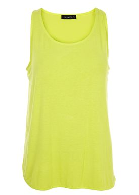 Modström - Top - Paulina - Bright Yellow