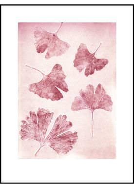 Pernille Folcarelli - Poster - Paper Prints Nature - ginkgo sorbet print