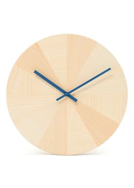 Discipline - Ur - Pieces of Time - Blå Viser