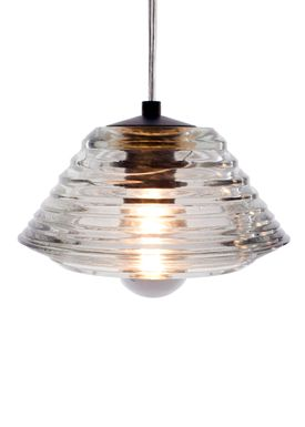 Tom Dixon - Lampe - Pressed Glass Bowl - Glas