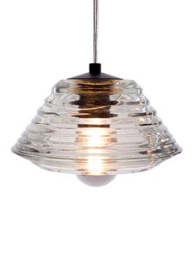 Tom Dixon - Lampe - Pressed Glass Bowl - Glas