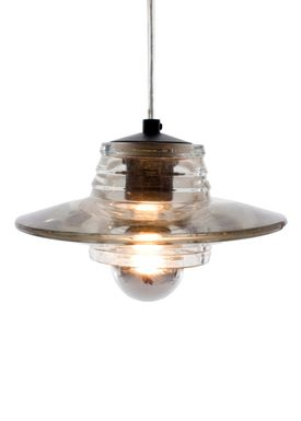 Tom Dixon - Lampe - Pressed Lens Bowl - Glas