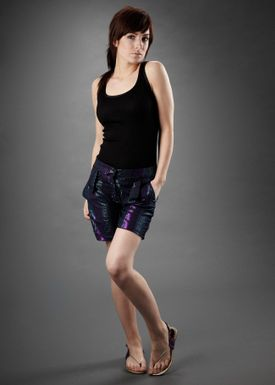 Cestas Shorts Print