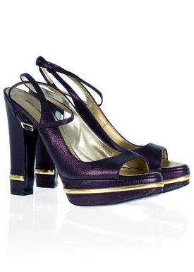 80017 Stilettos Dark Purple