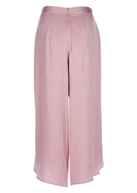 Rodebjer - Bukser - Nola Silk Pants - Petal Pink