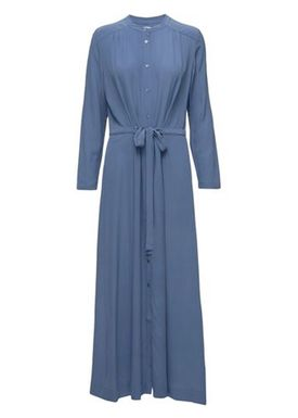 Rodebjer - Kjole - Jaya Dress - Faded Indigo