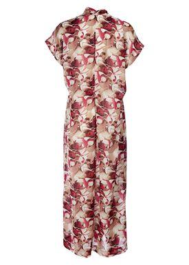 Rodebjer - Dress - Olympia Print Dress - Eucalyptus Print